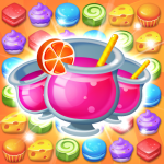 Candy Match 3 Puzzle: Sweet Monster 1.3.2  (MOD, Unlimited Money)