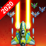 Galaxy Invaders Alien Shooter 1.3.8 MOD Unlimited Money