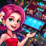 My Little Paradise : Resort Management Game 2.6.2 (MOD, Unlimited Money)