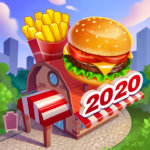 Crazy Chef: Fast Restaurant Cooking Games  (MOD, Unlimited Money) 1.1.52