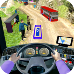 Modern Bus Drive 3D Parking new Games-FFG Bus Game  (MOD, Unlimited Money) 2.61