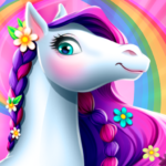 Tooth Fairy Horse – Caring Pony Beauty Adventure  (MOD, Unlimited Money) 2.3.18