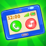 Babyphone tablet – baby learning games drawing MOD Unlimited Money