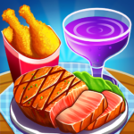 Crazy My Cafe Shop Star – Chef Cooking Games 2020  (MOD, Unlimited Money) 1.14.4