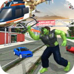 Incredible City Monster Hero Survival MOD Unlimited Money