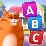 Kitty Scramble: Word Finding Game  (MOD, Unlimited Money) 1.210.12
