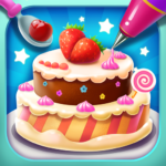 🍰👩‍🍳👨‍🍳Cake Shop 2 – To Be a Master 5.8.5052  (MOD, Unlimited Money)