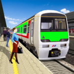 Modern Train Driving Simulator: City Train Games 3.6 (MOD, Unlimited Money)