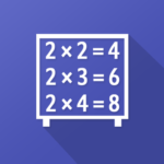 Multiplication table 1.2.19 (MOD, Unlimited Money)