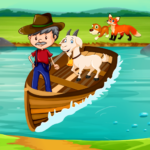 River Crossing IQ Hindi Puzzle 1.1 (MOD, Unlimited Money)