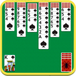Spider Solitaire 4.8.5.2  (MOD, Unlimited Money)