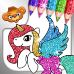 Coloring Games for Kids -Tashi 1.19  (MOD, Unlimited Money)