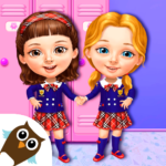 Sweet Baby Girl Cleanup 6 – School Cleaning Game 4.4.0.20041  (MOD, Unlimited Money)