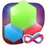 Hex FRVR – Drag the Block in the Hexagonal Puzzle 3.15.5 MOD Unlimited Money