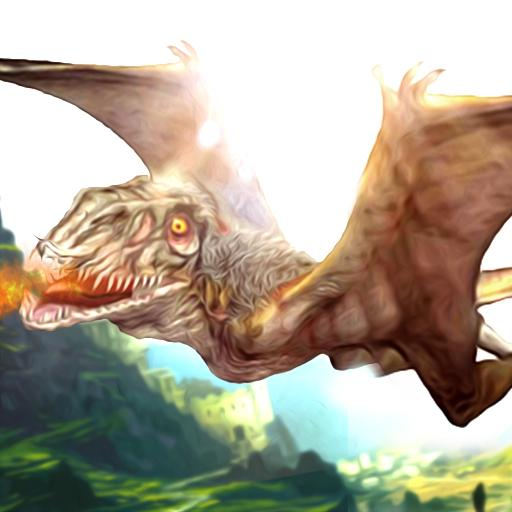 Flying Dinosour Simulator Game 3d 1.0.7 (MOD, Unlimited Money)