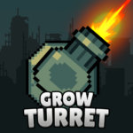 Grow Turret – Idle Clicker Defense 7.5.4 MOD Unlimited Money