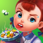 🧹🧽Mom's Sweet Helper – House Spring Cleaning v3.1.5066  (MOD, Unlimited Money)