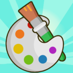 Coloring Book MOD Unlimited Money