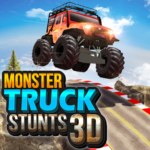 Monster Truck Game: Impossible Car Stunts 3D  (MOD, Unlimited Money) 1.1.0