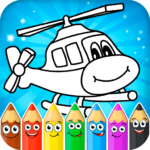 Coloring pages for children  (MOD, Unlimited Money) 1.2.3