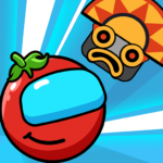 Red Bounce Ball Heroes  (MOD, Unlimited Money) 1.44